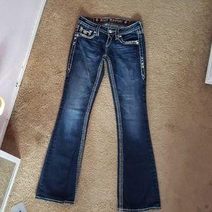 Nwot Jenna Rock Revival Jeans